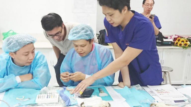 陽明大學牙醫學院 河內醫科大學牙醫學院 學術演講 永和牙醫